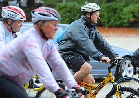 Balade à vélo 2014
