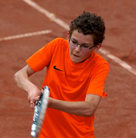Tournoi de Tennis 2014