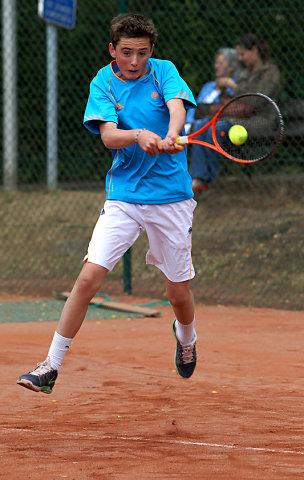 Tournoi de Tennis 2014