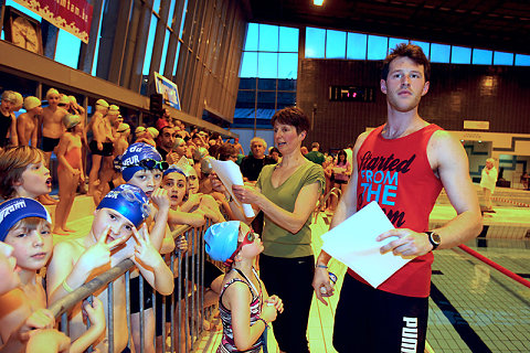 Tournoi Natation 2014