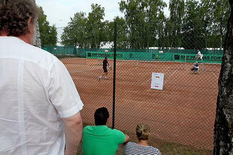Tournoi Tennis 2013
