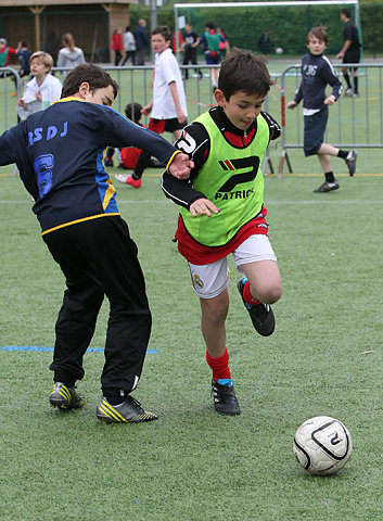Tournoi Foot 2013