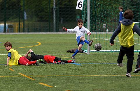 Tournoi Foot 2012