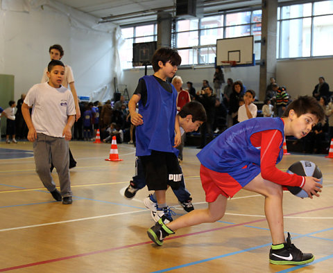 Minibasket 2012