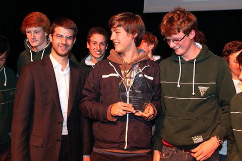 Victoires du Sport 2010