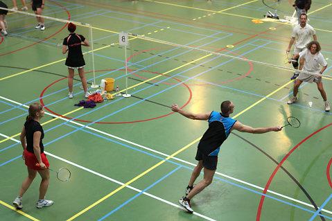 Badminton 2010