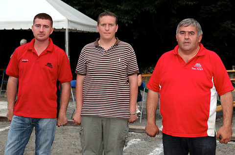 Triplettes 2010