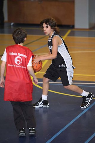Challenge de Mini-Basket 2010