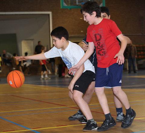 Challenge de Mini-Basket 2010
