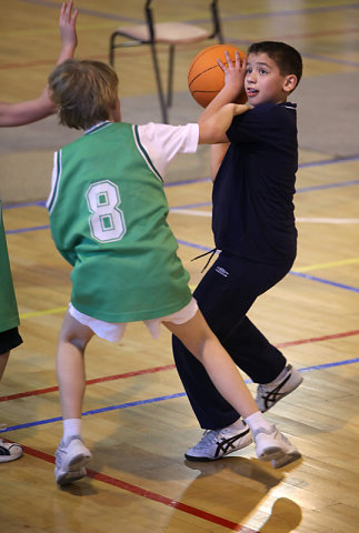 Tournoi Basket 2009