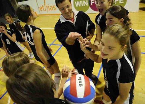 Ethias Volley 2008