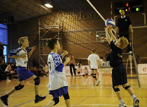 Ethias Volley 2008