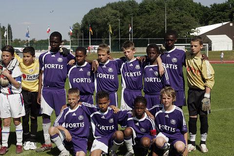 Tournoi Foot Iris 2008