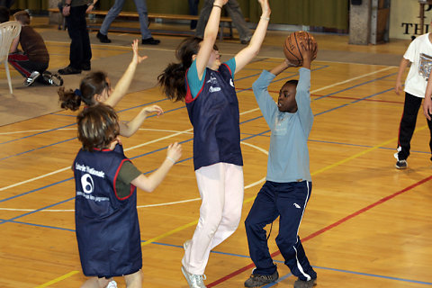 Tournoi Basket 2008