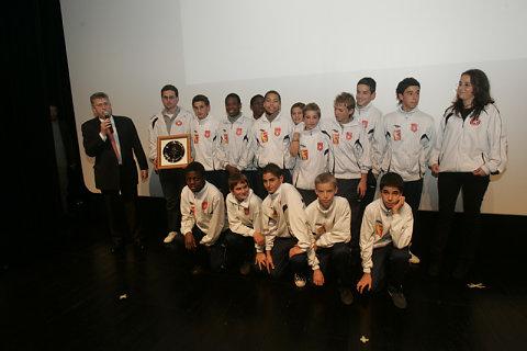 Victoires du Sport 2007