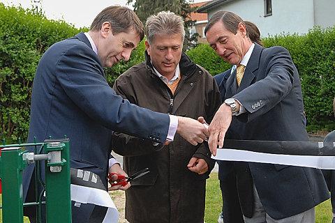 Inauguration Grootveld 2007