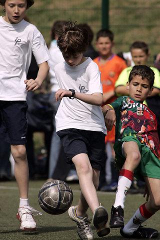 Tournoi Foot 2007