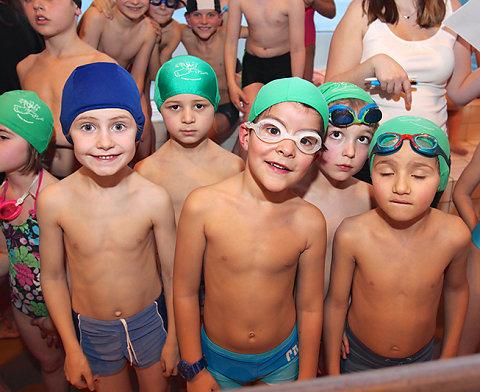 Tournoi Natation 2015