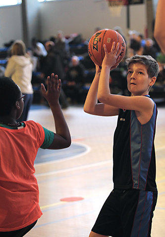 Challenge Interscolaire de Mini-basket 2015