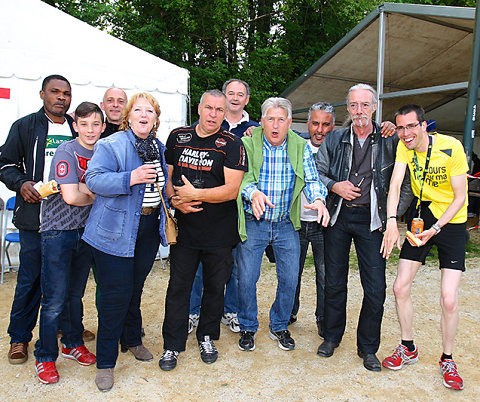 Tournoi Foot 2014