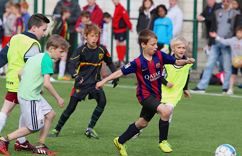 Tournoi Interscolaire Foot 2015