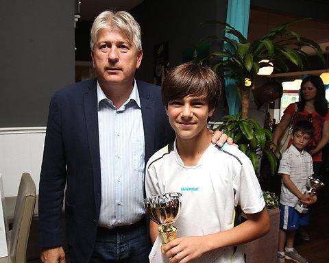 Tournoi Tennis Juin 2015