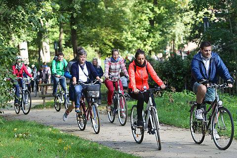Balade à vélo 2015