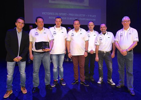 Victoires du Sport 2015