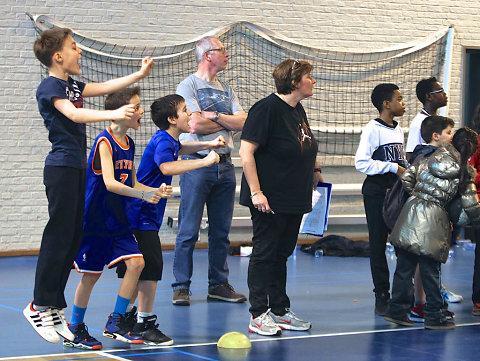 Challenge Interscolaire de Mini-baskett 2016