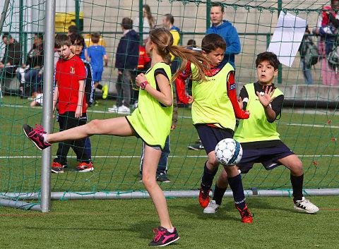 Nouveau terrain foot 2014