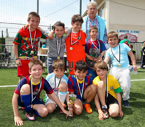 Tournoi Interscolaire Foot 2016