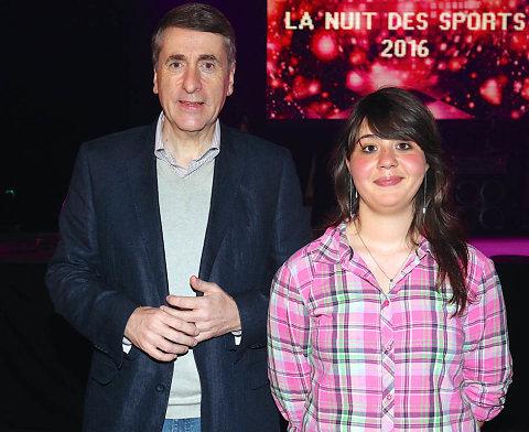 Nuit des sports 2016