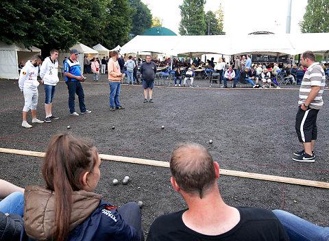 Open de pétanque + Bal de l'été 2016