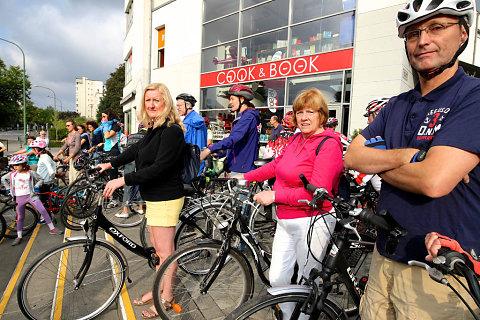 Randonnée à vélo 2016 + inauguration ferme urbaine Hof-ten-Berg