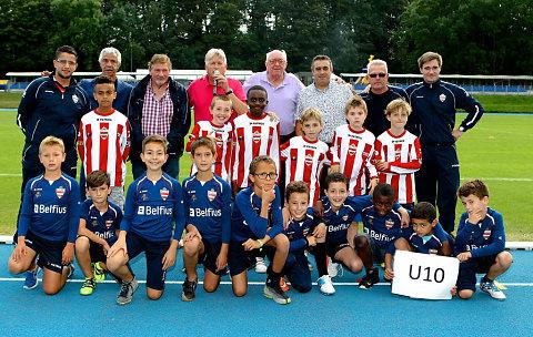 Journée des familles Léopold F.C. 2016