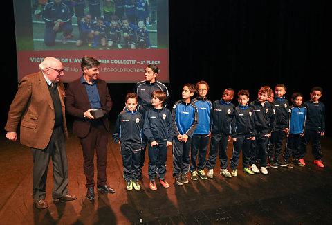 Victoires du Sport 2016