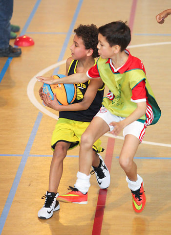 Tournoi Basket 2017