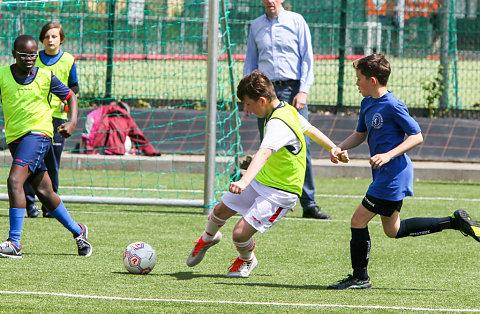 Tournoi Foot Interscolaire 2017