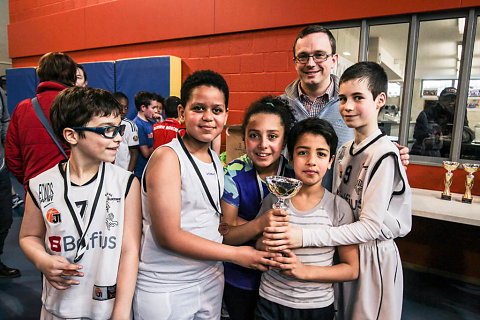 Tournoi Basket 2018