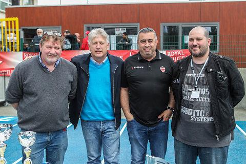 Tournoi Foot Bruxelles Capitale 2018