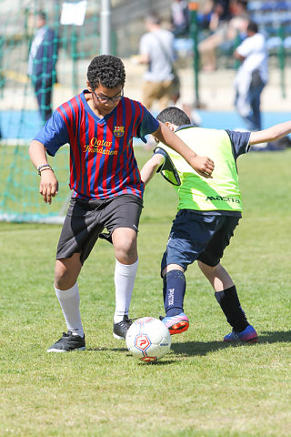 Tournoi Interscolaire de Foot 2018