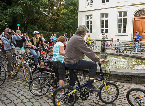 Randonnée à vélo 2018