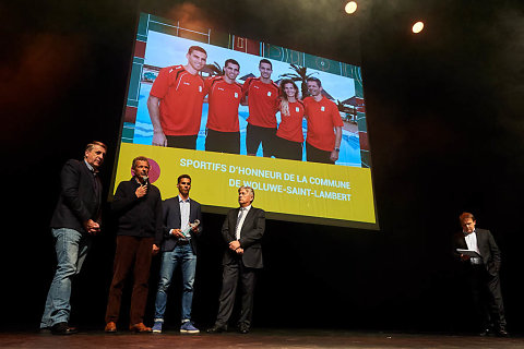 Victoires du Sport 2018