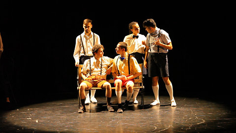 Saint-Nicolas - Spectacle de danse