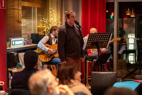 Musicales Dynamicone - Phorin chante Brassens 2019