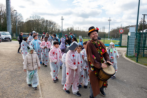 Carnaval - Stade en folie 2019