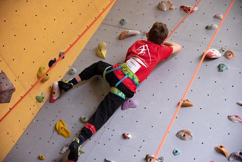 Challenge d'escalade Eric Bott