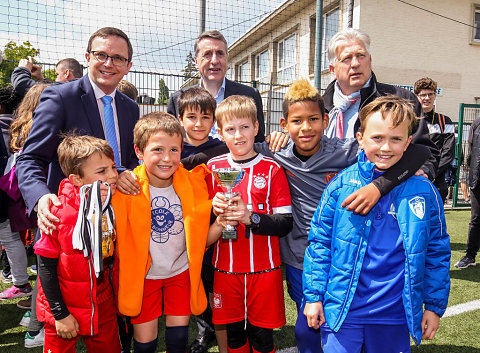 Tournoi Interscolaire de Foot 2019