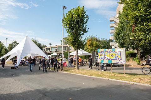 Fête de quartier Andromède 2019