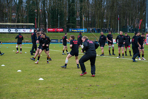 Rugby Diables Noirs : Belgique-Russie 2020